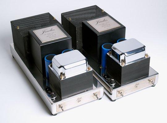 Jadis JA30 MkIII Mono Block Power Amplifiers X 2 • Pat's ...