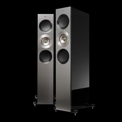 kef tower speakers. kef reference 3 floor standing tower speakers kef r