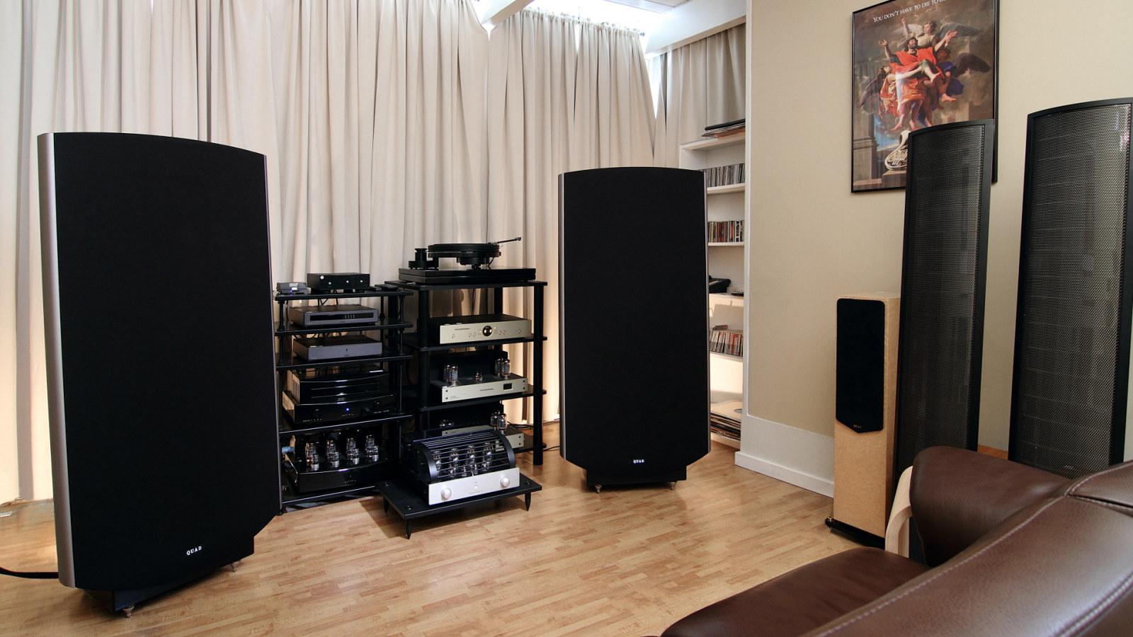Pat's Hi-Fi Audio Art Vancouver • Stereo Audio & Video