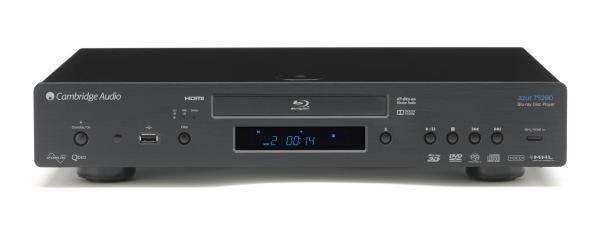 Cambridge Audio Azur 752BD Blu-ray/Universal Player