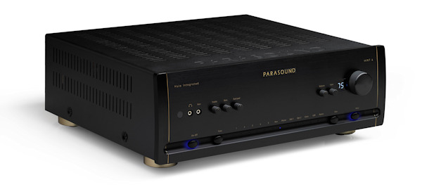 Parasound HALO HINT 6 Integrated Amplifier & DAC